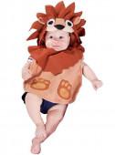 Fato parcial leão de bebé