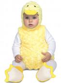 Fato Patinho Peluche para Bebé