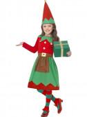 Fato Pequena ajudante Pai Natal