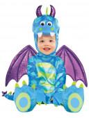 Fato Pequeno Dragão Bebé