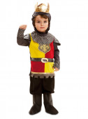 Fato Pequeno Rei Cavaleiro
