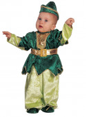 Fato Peter Pan Bebé