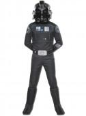 Fato Piloto de caça Star Wars para menino