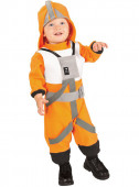 Fato Piloto X-Wing Star Wars bebé
