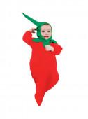 Fato Pimento Vermelho para bebé