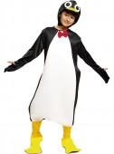 Fato Pinguim Divertido Criança