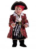 Fato Pirata Deluxe Bebé