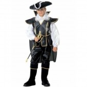 Fato Pirata dos Mares Valente