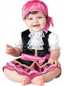Fato pirata Jóia dos Sete Mares para bebé