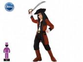 Fato Pirata Pérola Negra