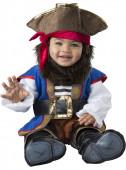Fato Pirata Valente Bebé