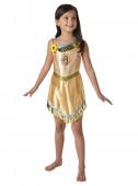 Fato Pocahontas Menina Disney