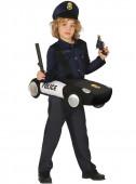 Fato Polícia com Carro Patrulha