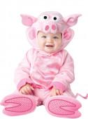 Fato Porquinha amorosa para bebé
