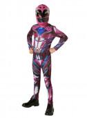 Fato Power Ranger Rosa