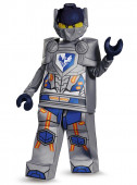Fato Prestige Clay Nexo Knights Lego
