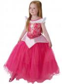Fato Princesa Aurora - Bela Adormecida Premium Disney