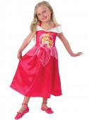 Fato Princesa Aurora Conto de Fadas