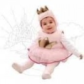 Fato Princesa Bebé