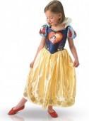Fato Princesa Branca de Neve c/acessórios Cx disney