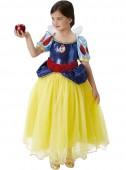 Fato Princesa Branca de Neve Premium Disney