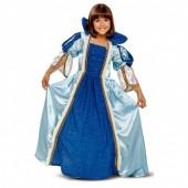 Fato Princesa dos contos de fadas