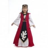 Fato Princesa Medieval para menina