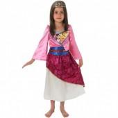 Fato Princesa Mulan