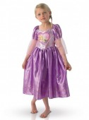 Fato Princesa Rapunzel c/ Trança Cx disney