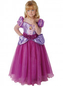 Fato Princesa Rapunzel Premium Disney