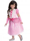 Fato Princesa Rosebud Barbie