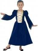 Fato Princesa Tudor
