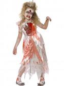 Fato Princesa Zombie