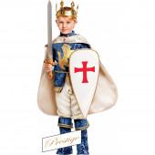 Fato Principe Cavaleiro Prestige