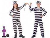 Fato Prisioneiro Criança