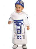 Fato R2D2 da Guerra nas Estrelas bebé
