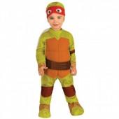 Fato Raphael tartarugas Ninja bebé