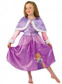 Fato Rapunzel Inverno Deluxe