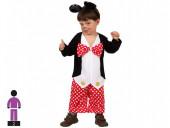 Fato Ratinho Mickey Menino Bebé