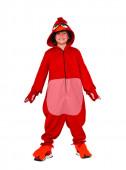 Fato Red - Angry Birds Vermelho