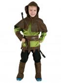 Fato Robin dos Bosques Menino