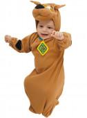 Fato Scooby Doo bebé