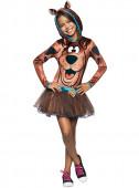 Fato Scooby Doo para menina