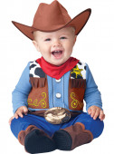 Fato sheriff bebé
