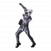 Fato Skull trooper Fortnite