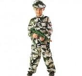Fato Soldado Militar 9 - 10 anos