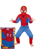 Fato Spiderman com caixa