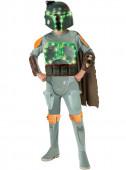 Fato Star Wars Boba Fett