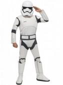 Fato Stormtrooper Star Wars Episodio 7