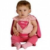 Fato Supergirl bebé